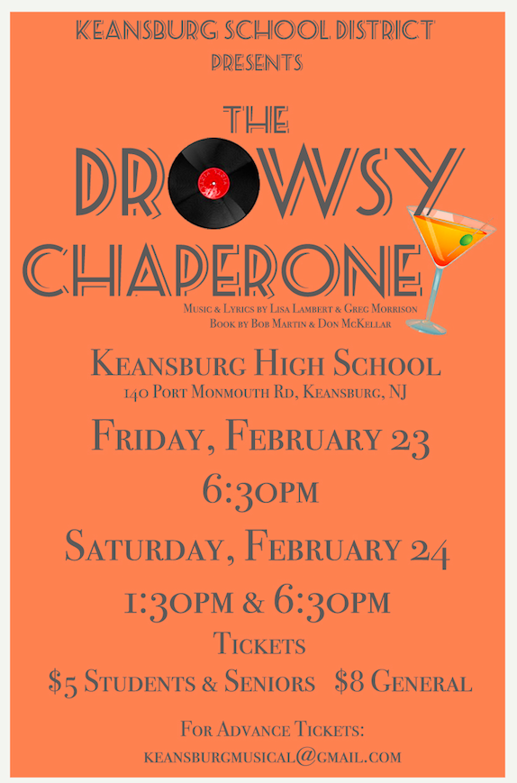 District announcements detail page drowsy chaperone stopboris Images